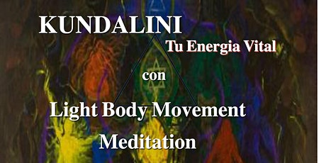 Light Body Movement Meditation entradas