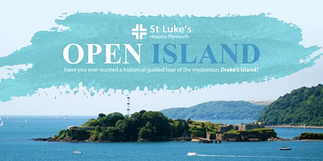 St Luke's Hospice Plymouth Drake's Island Experience tickets