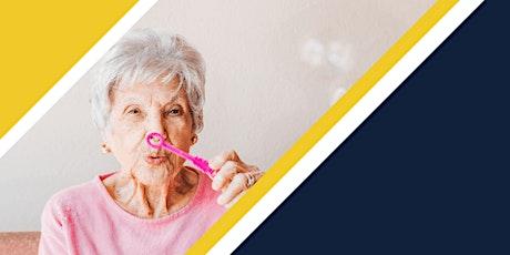 Col sale in zucca: invecchiare bene si può!  biglietti