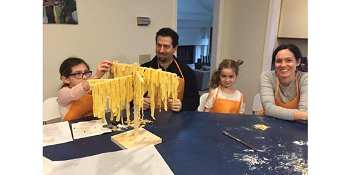 Pasta making class (03-15-2020 starts at 11:00 AM)