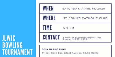 JLWJC Bowling Tournament benefitting Care Beyond the Boulevard tickets
