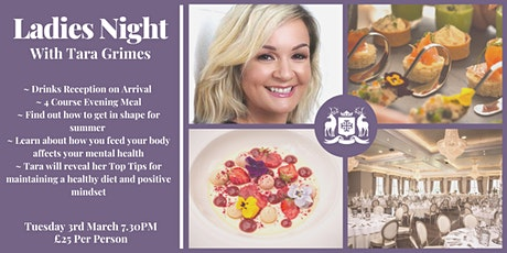 Corick House Ladies Night: Health, Fitness & Wellbeing tickets