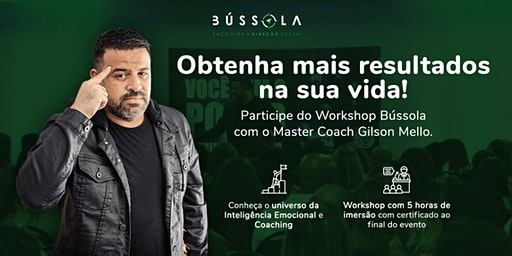 Workshop de Inteligência Emocional - BÚSSOLA em Niterói