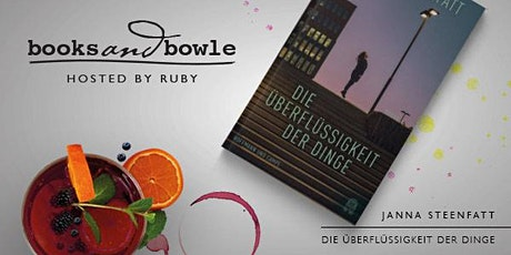 Books & Bowle with Janna Steenfatt Tickets
