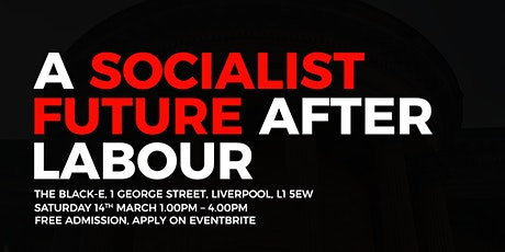 A socialist future after Labour with George Galloway tickets