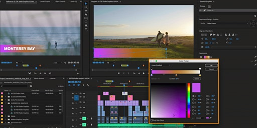 Adobe Premiere Pro and After Effects 2-Day Bootcamp