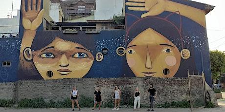 Lunes Feriado Carnaval WalkingTour en Barracas, las mil caras del sur profundo tickets