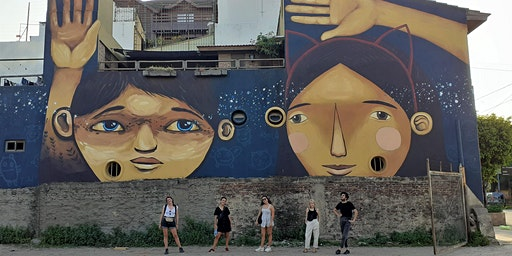 Lunes Feriado Carnaval WalkingTour en Barracas, las mil caras del sur profundo