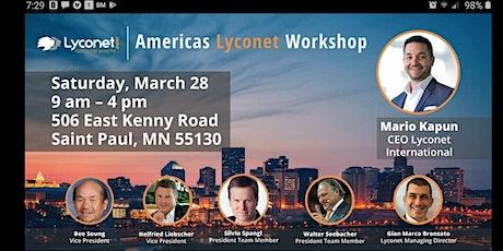 Americas Lyconet Workshop tickets