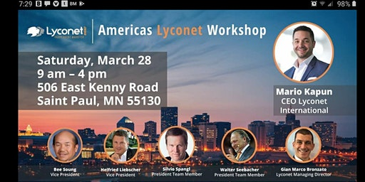 Americas Lyconet Workshop