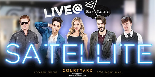 Satellite Performing Live at Bar Louie South Padre Island