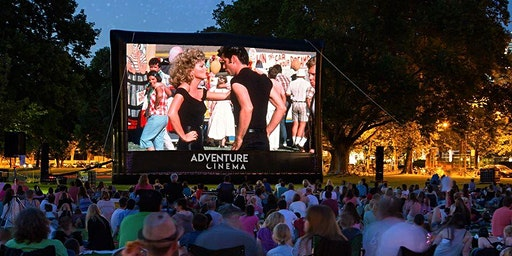 Grease Outdoor Cinema Sing-A-Long in Cardiff