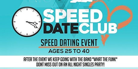 The Speed Date Club Presents: Joey C's  Speed Date and Mingle Party tickets
