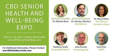 CBD Senior Health and Well-Being Expo tickets