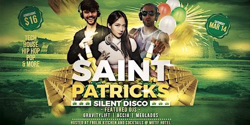 Silent Disco Saint Patrick's Day Party