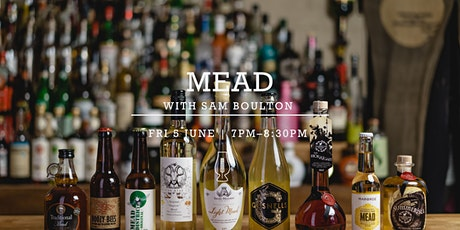 Tasting Event :: Mead with Sam Boulton  tickets