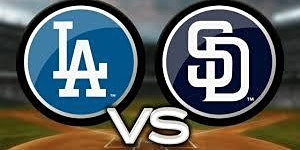 Padres V Dodgers | Sunday May 3 1:00 PM | Promise - MARE - Casas de Luz Fundraiser