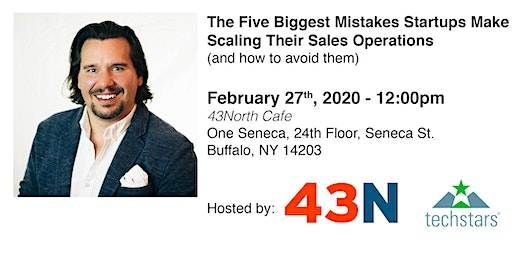 5 Biggest Mistakes Startups Make Scaling Their Sales (How to Avoid Them)