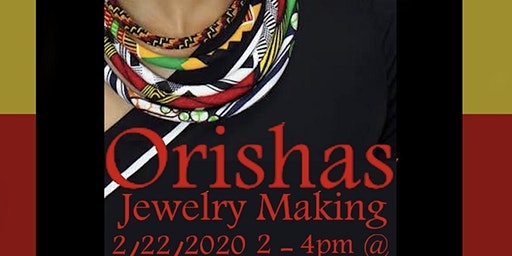 Orisha Jewel Making