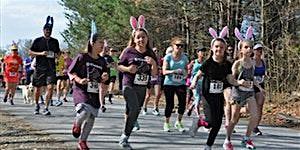 Kiwanis 6th annual Bunny Hop 5k Fun Run