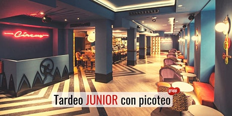 Tardeo SINGLE JUNIOR (hasta 50) con picoteo en San Mateo Circus entradas