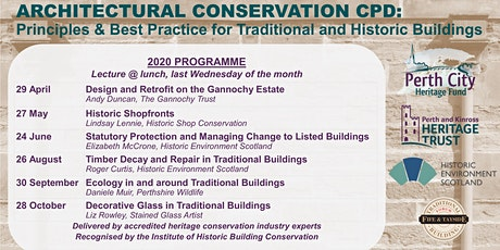 Architectural Conservation CPD 2020: Principles & Best Practice tickets