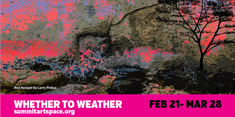 Whether to Weather Artist Discussion Panel  tickets
