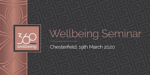 360 Wellbeing Seminar Chesterfield