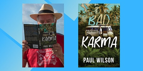 Bad Karma: The True Story of a Mexican Surf Trip from Hell tickets