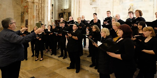 Bellarmine University Oratorio Society/Maynooth University Chamber Choir!!