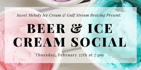 Craft Beer & Ice Cream Social tickets