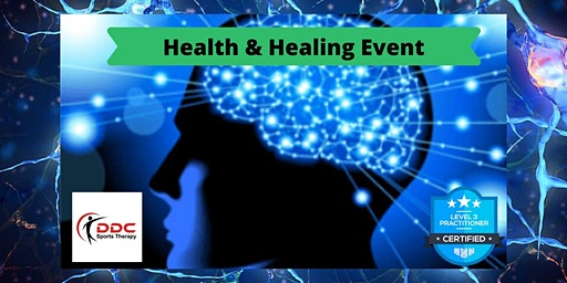 DDC Sports Therapy Health & Healing Event