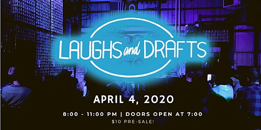 Laughs & Drafts Comedy Show