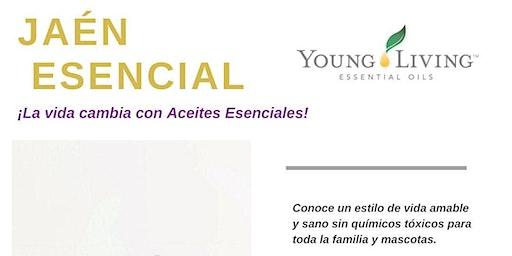 """""""JAÉN ESENCIAL""""   VIVE EL ESTILO DE VIDA YOUNG LIVING"""