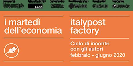 Incontro con Gianni Camisa: far crescere le piccole e medie imprese biglietti