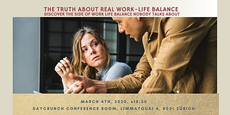 The Truth about Work-Life Balance That No One is Talking About Tickets