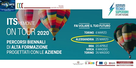 ITS on Tour  - Alessandria 25 marzo 2020 biglietti