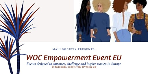 WOC empowerment event