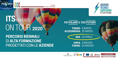 ITS on Tour  - Bra 20 aprile  2020 tickets