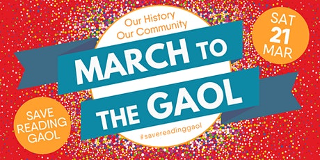 March to Reading Gaol tickets
