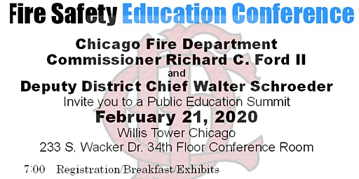 Public Fire Safety Education Conference