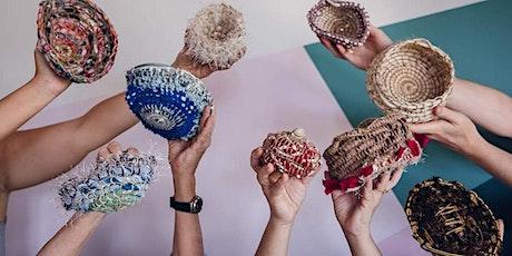 Healing India Basket Weaving tickets