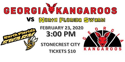 Georgia Kangaroos vs North Florida Swarm