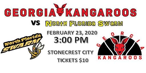 Georgia Kangaroos vs North Florida Swarm