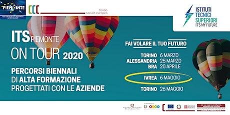 ITS on Tour  - Ivrea  6 maggio 2020 biglietti