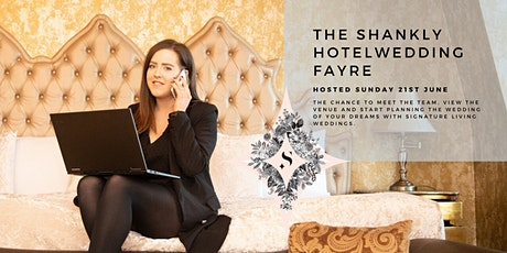 The Shankly Hotel Liverpool Wedding Fayre tickets