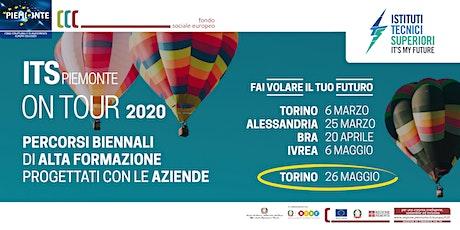 ITS on Tour  - 26 maggio Torino  2020 biglietti