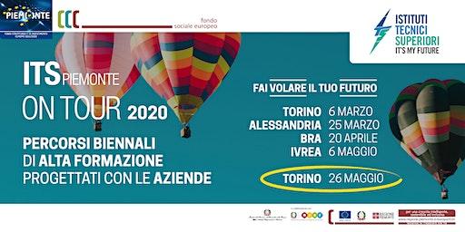ITS on Tour  - 26 maggio Torino  2020