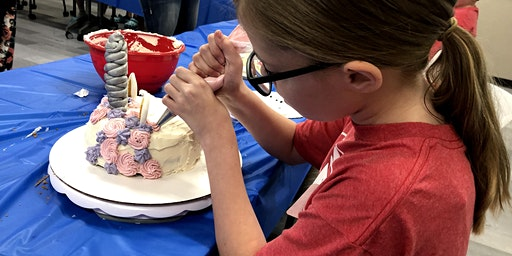 Dessert Decorating: 7th - 9th Grades