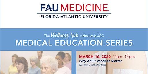 4-Week Medical Educational Series